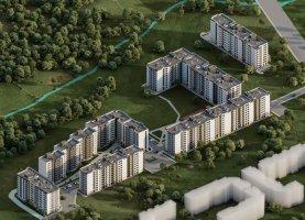 Продается 2-ком. квартира, 60.9 м2, Калининград, Московский район